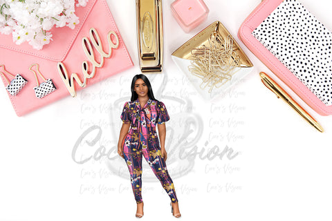 Dionna Die Cuts and Stickers