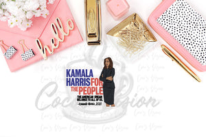 Kamala Die Cuts and Stickers