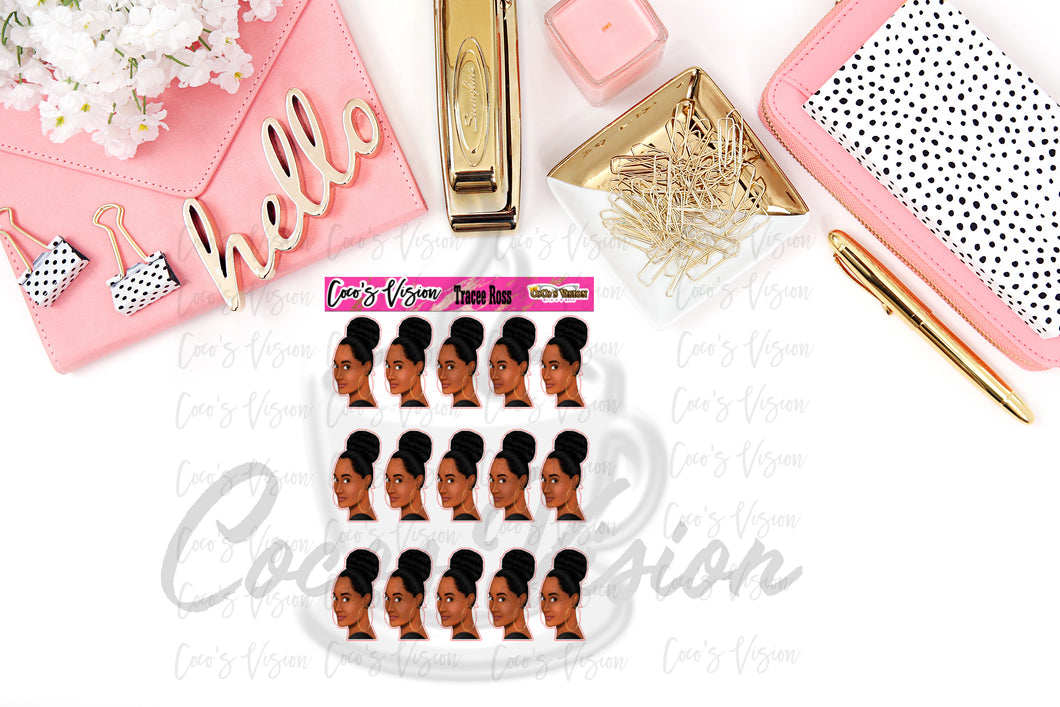 Tracee Ross Stickers