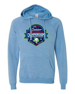 2018 Senior National Championships Unisex Hooded Pullover Sweatshirt