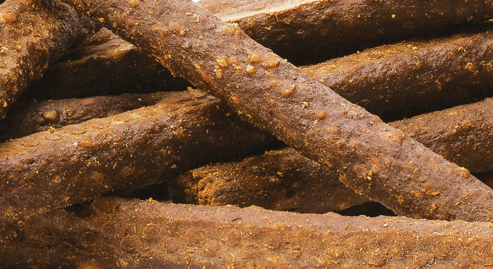 Chewy Chicken Sticks Dog Treats Loose Product - Zoomed In