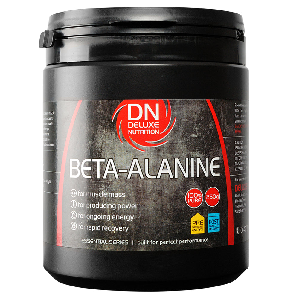 BETA ALANINE PURE POWDER VEGAN