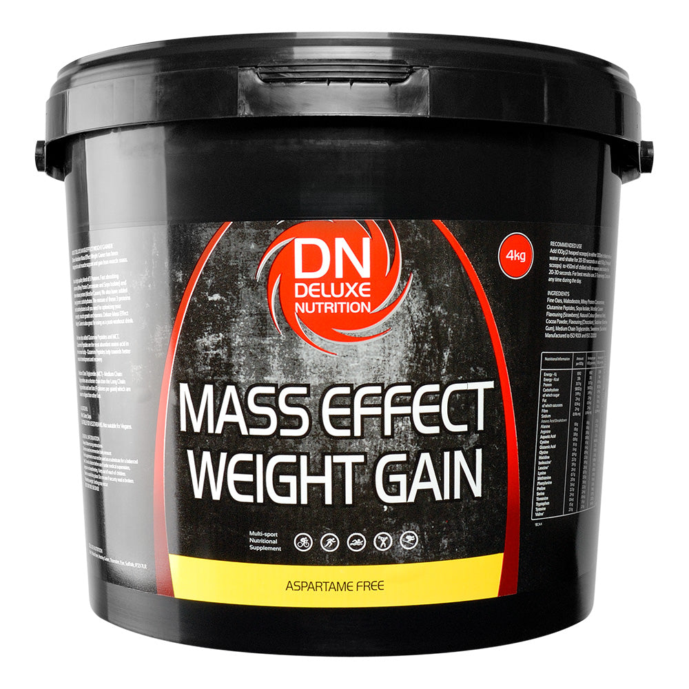 MASS EFFECT WEIGHT GAINER