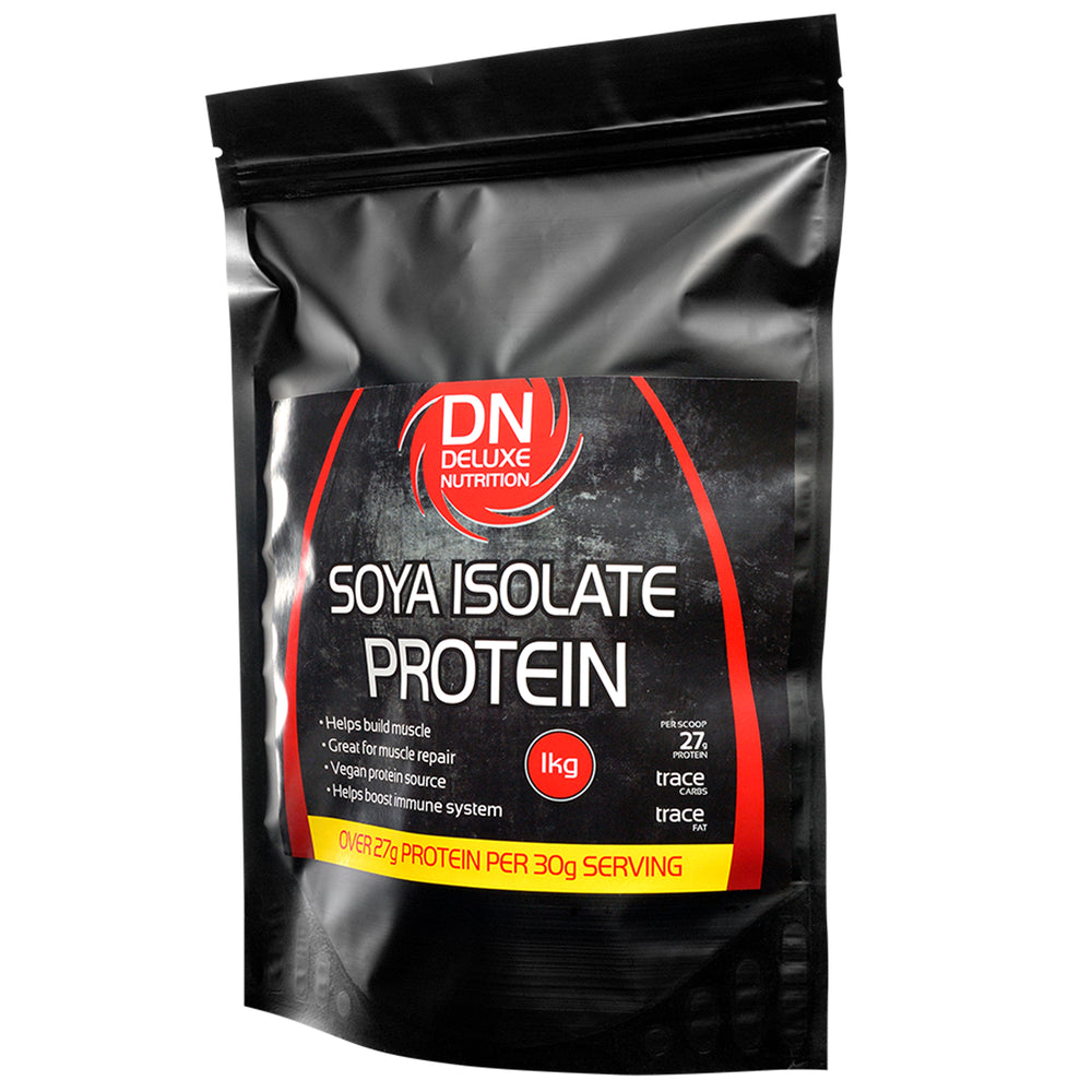 SOYA PROTEIN ISOLATE 90% UNFLAVOURED