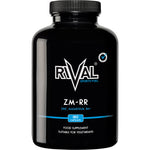RIVAL ZM-RR Zinc Magnesium B6 ZMA with L-Theanine The Ultimate Recovery Suitable for Vegetarians