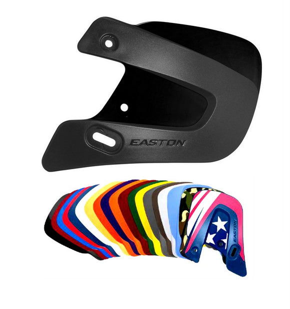 Easton A168517 Extended Jaw Guard Baseball Helmet Shield Various Colors