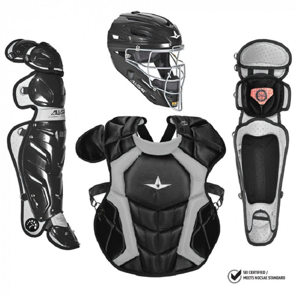 All-Star CKCCPRO1 System 7 Adult Pro Catchers Set Various Colors