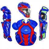 All-Star CKCCPRO1X-TT System 7 Axis Two Tone Adult Pro Catcher Set Various Color