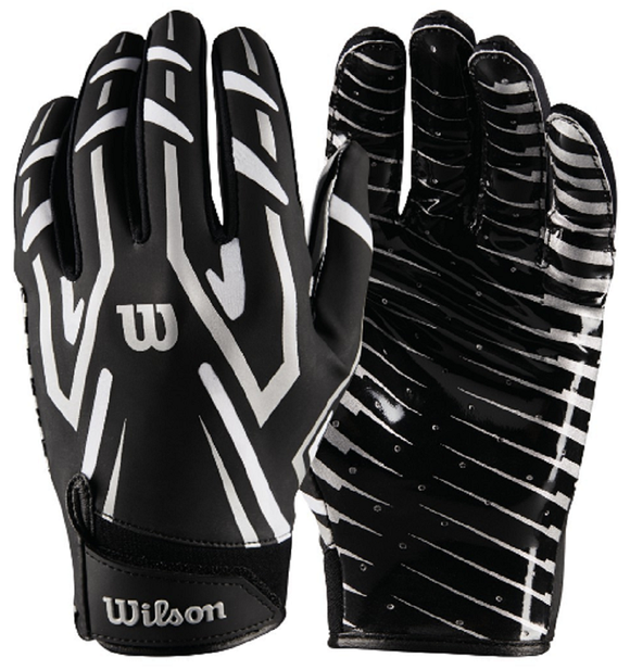 Wilson WTF9452 Clutch Skill Gloves Football Adult Various Colors / Sizes