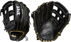 "LHT Lefty Louisville Slugger WTLPSLS20135 13.5"" TPS Slowpitch Softball Glove"