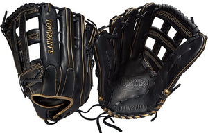 "LHT Lefty Louisville Slugger WTLSZLS1914 14"" Super Z Pro Flare Softball Glove"