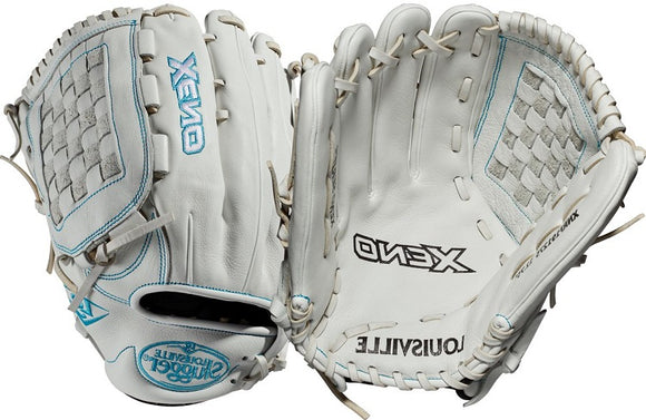 2020 Lefty Louisville Slugger  WTLXNLF191275 12.75 Xeno Fastpitch Softball Glove