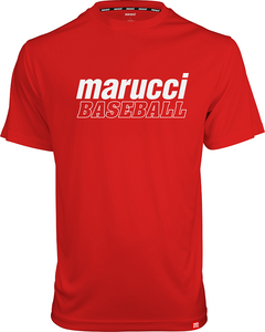 Marucci MATPFMBB Baseball Performance T-Shirt / Tee Shirt Adult