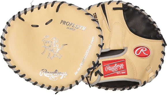 Rawlings PROFL12TR Heart of The Hide Baseball Infielders Training Glove