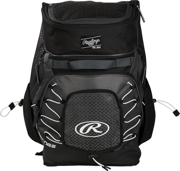 Rawlings R800 Players Fastpitch Bat Pack Backpack Softball