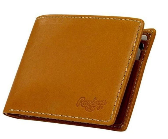 Rawlings Slim Wallet HOHWT Heart of the Hide Leather Baseball Glove Tan