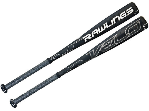 Rawlings SLRVEL 30/20 Velo Big Barrel Senior League USSSA Youth Baseball Bat