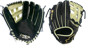 "SSK S19DH2401R 12.75"" Black Line Baseball Glove Modeled After Ronald Acuña Glove"