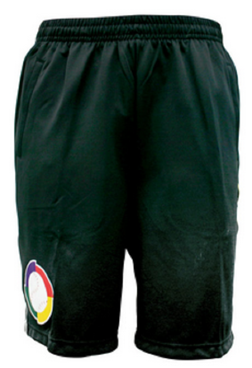 1 Pair SSK Adult Performance Athletic Shorts Black Baseball Classic WBC