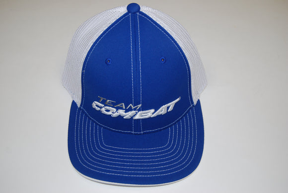 Combat Team Flexfit Baseball Trucker Style Hat