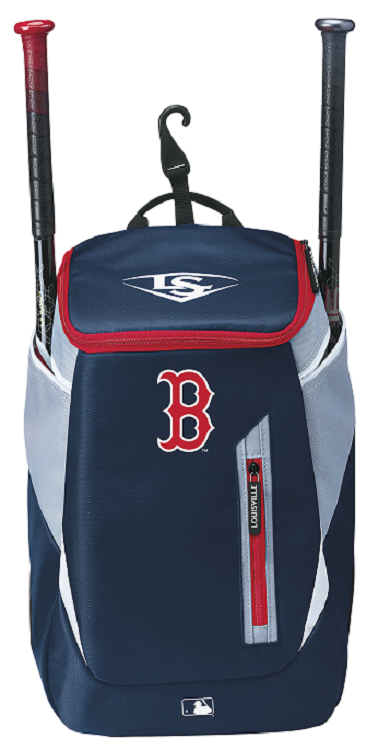 2019 Louisville Slugger WTL9302TCBOS Red Sox MLB Stick Pack Bat Pack Backpack