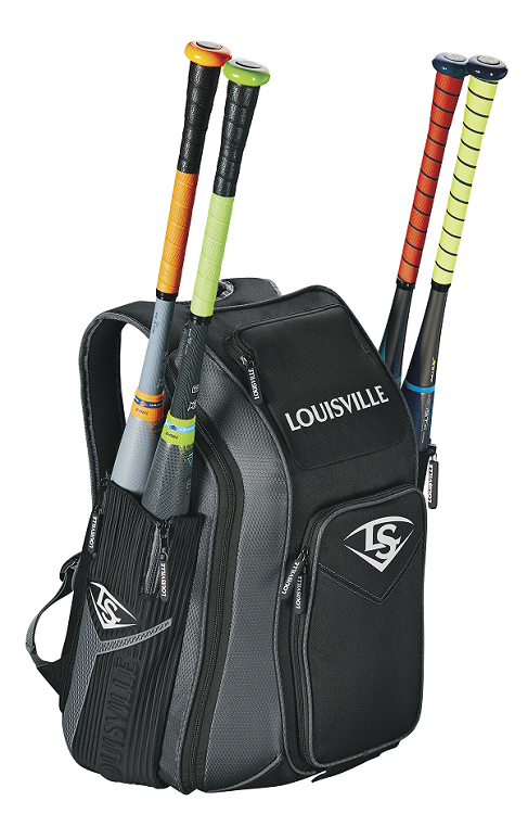 2019 Louisville Slugger WTL9902 Black / Charcoal Prime Stick Pack Backpack New!