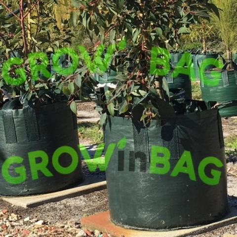 garden bag 40 Gallon with 4 Handles