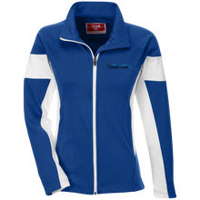 #PASSION_4_PAINT Ladies Performance Colorblock JACKET Full Zip