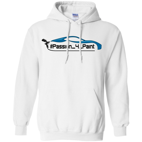 #PASSION_4_PAINT Pullover Hoodie 8 oz ( THICK HOODIE )