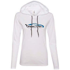 #PASSION_4_PAINT LADIES T-Shirt Hoodie