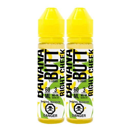 Right Cheek By Banana Butt E-Liquid 60ML