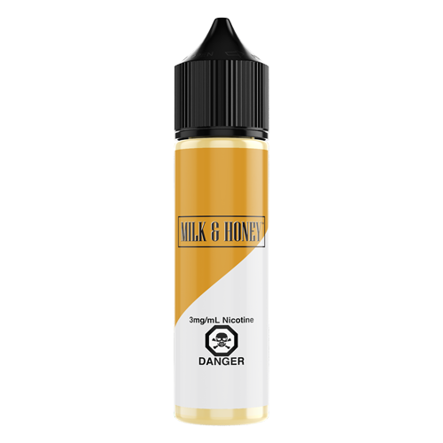 Milk & Honey 60ML By DNA Vapor