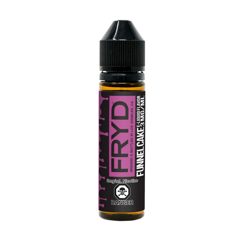 Funnel Cake 60ML By FRYD E-Liquid