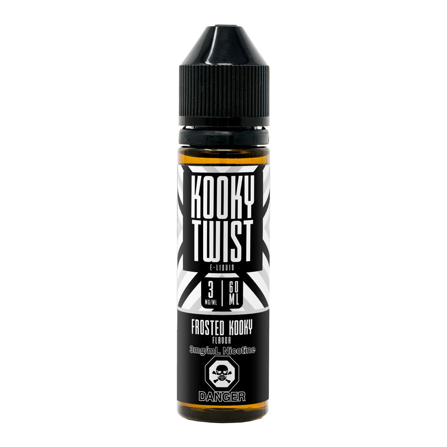 Frosted Sugar Cookie 120ML Cookie Twist By Twist E-Liquids