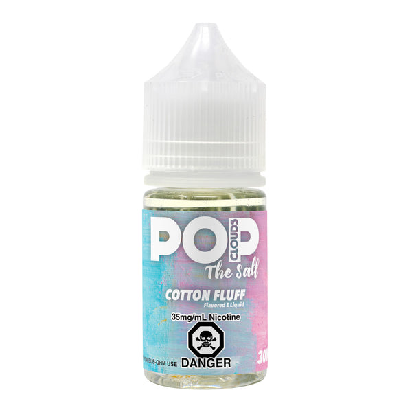 POP CLOUDS THE SALT E-LIQUID