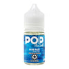 Blue Razz  30ML Nic Salt By Pop Clouds The Salt E-Liquid
