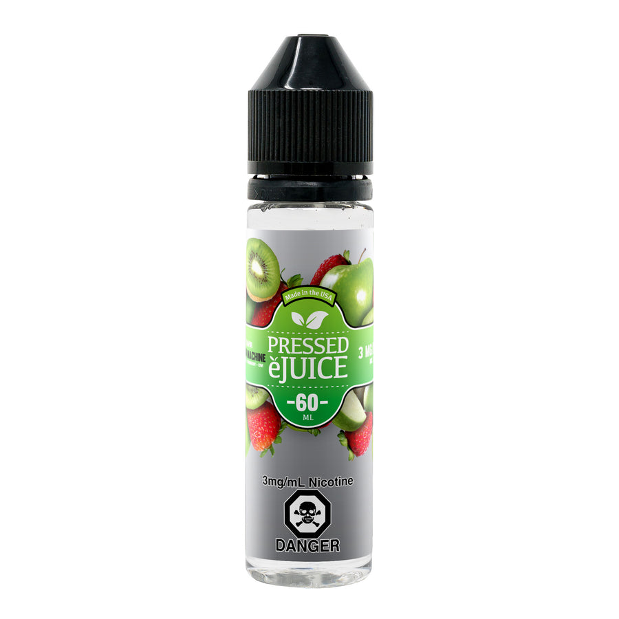 Green Machine  By Pressed E-Juice 60ML