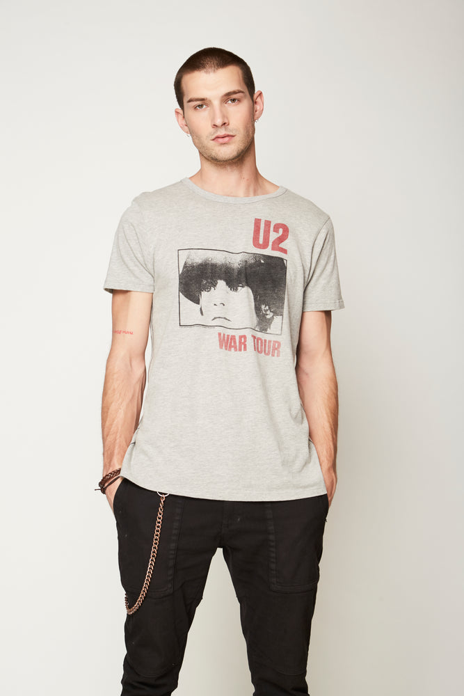 U2 World Tour Short Sleeve Tee