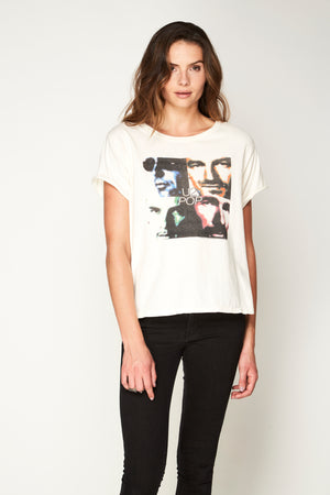 U2 Boxy Tee - Trunk Ltd.