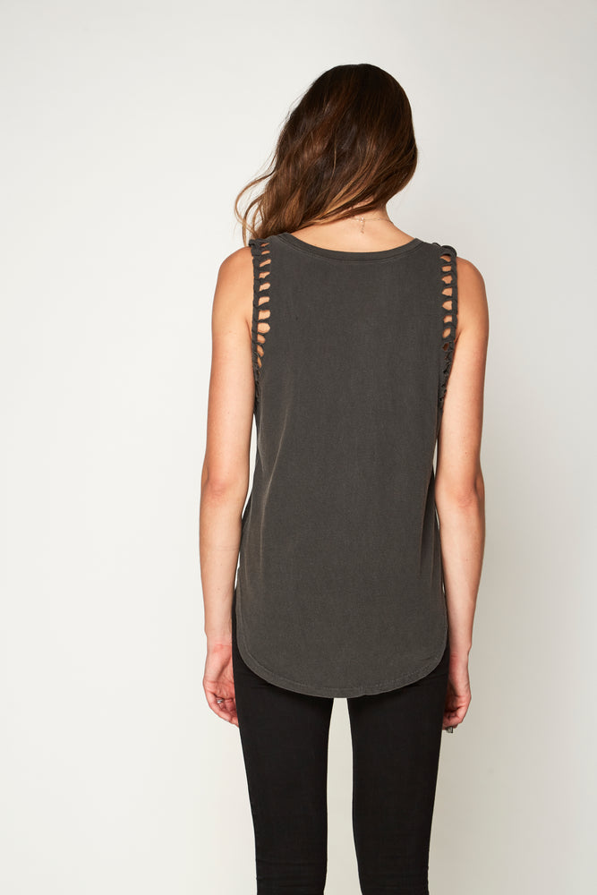 Braided Arm Tank - Trunk Ltd.