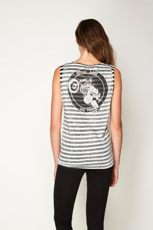 Meatloaf Boyfriend Muscle Tank - Trunk Ltd.