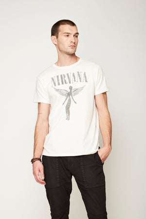 Nirvana In Utero Short Sleeve Tee - Trunk Ltd.