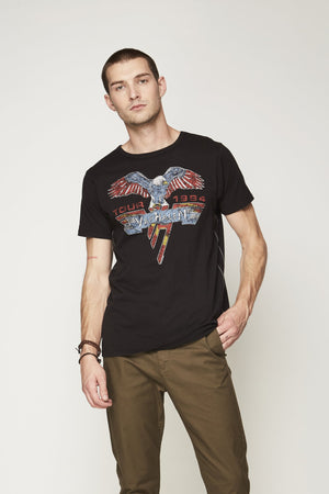 Van Halen Mens Short Sleeve Tee - Trunk Ltd.