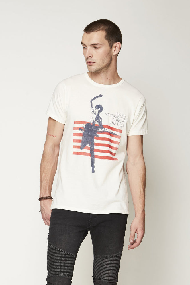 Bruce Springsteen Short Sleeve Tee