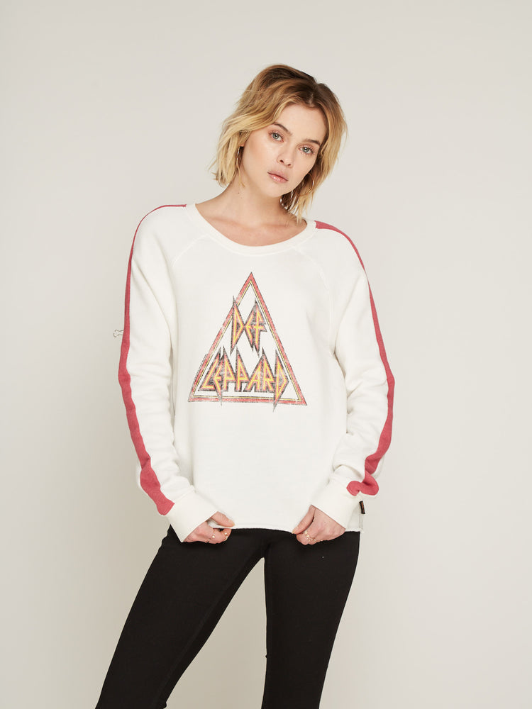 Def Leppard Pullover
