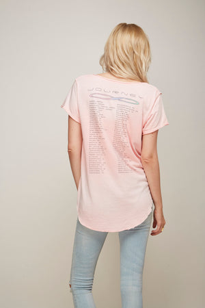 Journey V-Neck Tee - Trunk Ltd.
