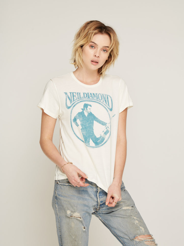 Neil Diamond Guitar Tee