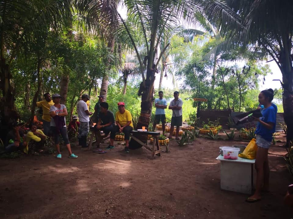 Successful cleanup today at Brgy. Balidbid.  We thank:  Angel (The Mermaid Project) for the talk on environmental awareness.  Clean Oceans Clothing and Sea to Summit PH for the prizes for our post cleanup raffle.  Casa Isabel Hostel, our island home.  And of course, our local volunteers.  Sea you at the next cleanup!