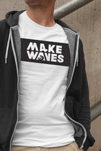 Make Waves Tshirt Unisex