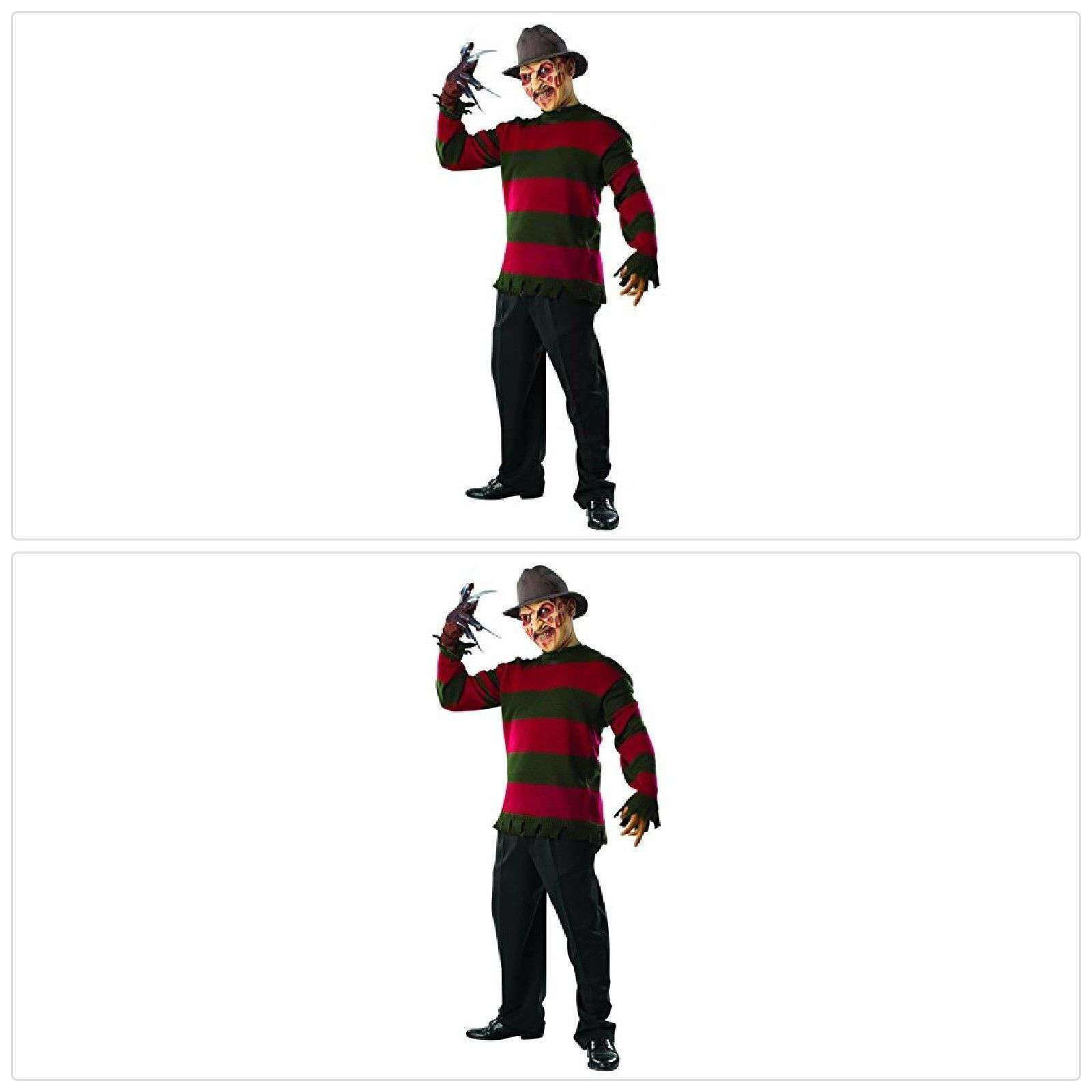 a93193848be Rubie s Costume Men s Nightmare On Elm St Deluxe Freddy Sweater - For  Tchotchkes ...